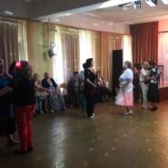 Танцевальный вечер «Кому за...» фотографии