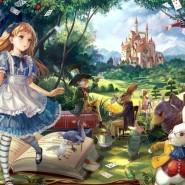 Спектакль-сказка «Алиса в Стране чудес» фотографии
