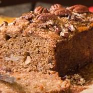 Мастер-класс по выпечке медово-ореховой коврижки фотографии