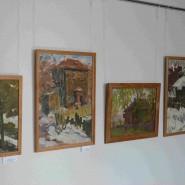 Выставка живописи и графики «Реутов в картинах» фотографии