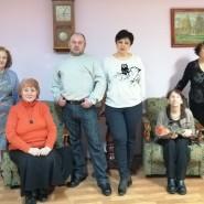 Заседание литературного объединения «Содружество» фотографии