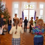 Программа «Новогодние праздники в усадьбе Фряново» фотографии