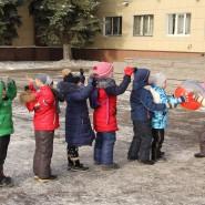 Развлекательная программа «Снежные объятия» фотографии