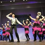 Показ записи композиции «Танцевальный комплимент» фотографии