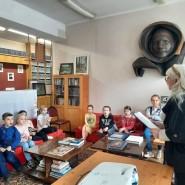 Библионочь в Доме космонавтов Звёздного городка фотографии