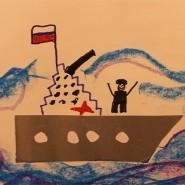 Выставка творческих работ кружка живописи «Радуга» фотографии