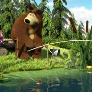 Мультфильм «Ловись рыбка», посвященный дню охотника и рыбака. фотографии