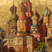 Выставка «Золотое кольцо России» фотографии