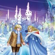 Новогодняя ёлка «Путешествие в страну Снежной королевы» фотографии