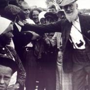 Лекция «Путешествие Бернарда Шоу в СССР» фотографии