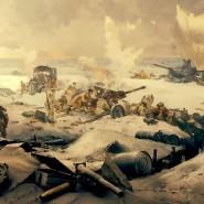 Программа «Бессмертный полк. Горячий снег. Сталинградская битва» фотографии