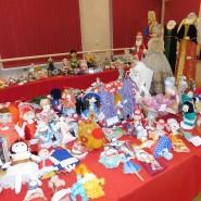 Выставка-конкурс «Подарочная кукла и народный костюм» фотографии