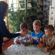Встреча «Вас встречает библиогород» фотографии