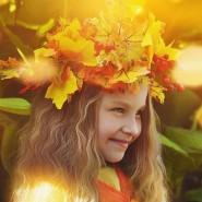 Развлекательная программа «Осенний бал» фотографии