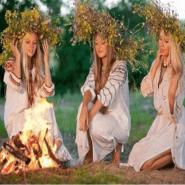 «Зеленые святки» фотографии