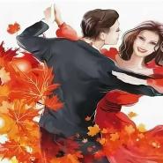 Танцевальная программа «Прощай, осень!» фотографии