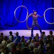 Цирковое шоу «Моряк» фотографии