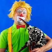 Музыкальный спектакль «Клоун Рон Клаксон приглашает!» фотографии