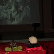 Показ мультфильма «Снежная королева» фотографии