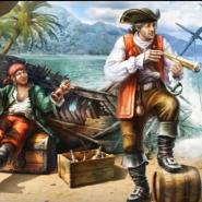 Квест «Байки старого пирата» фотографии