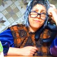 Онлайн-проект «Вечерняя сказка от доброй бабушки Яги» фотографии