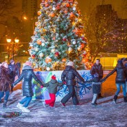 Танцевальная программа «Место встречи – Новый год!» фотографии