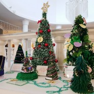 Выставка-конкурс «Рождественская сказка» фотографии
