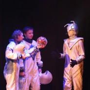 Спектакль «Сердце Земли. Космическое приключение Маши и Вовы» фотографии