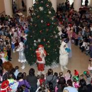 Программа «В гостях у Деда Мороза» фотографии