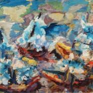 Выставка живописи и графики «Цвет и образ» фотографии