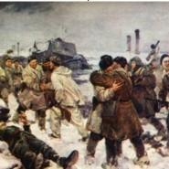 Встреча «День воинской славы России» фотографии