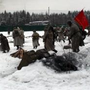Реконструкция «Битва под Москвой. Контрнаступление» фотографии
