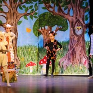 Спектакль «Приключения Буратино в сказке «Козленок, который...» фотографии