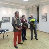 Выставка «Акварели – это чувство переживания» фотографии