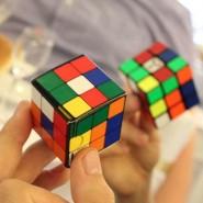 «День рождения Кубика Рубика» игровая викторина фотографии