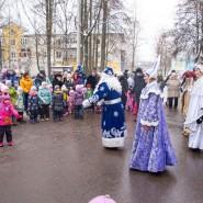 Праздник «Там русский дух, там Русью пахнет» фотографии