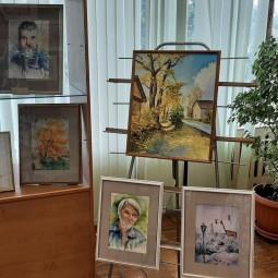 Выставка картин «Пробуждение»