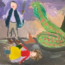 Выставка «Детская книга»