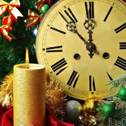 Новогодний квест «Потерянное время»