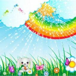 Развлекательная программа «Разноцветное лето»