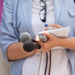 Проект «Курс современной журналистики от первого лица»