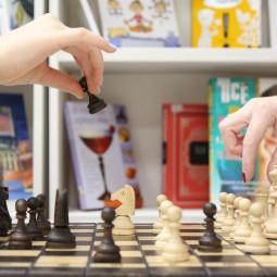 Встреча «Шах и Мат»