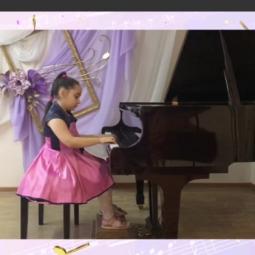 Концерт «Этюды для фортепиано».