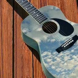 Онлайн- урок «Игра на гитаре»