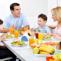 Традиции питания