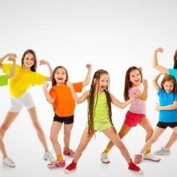 Развлекательная программа «Танцуем вместе»