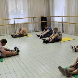 Мастер-класс «Оздоровительная физкультура»