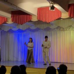Праздничный концерт шоу-дуэта «КАНТИЛЕНА».