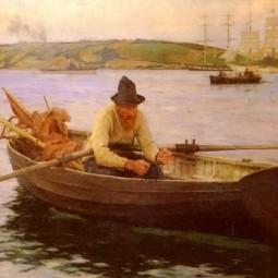 «Сломанные лодки»