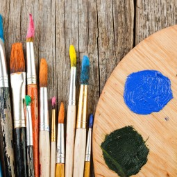 Виртуальный мастер-класс «Рисуем играя, играем рисуя»